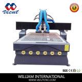 Router de madeira do CNC com o auto cambiador do eixo para o Woodworking (VCT-1530ASC3)