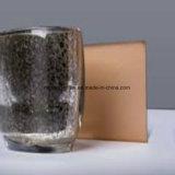 miroir en aluminium en bronze givré par 4-6mm