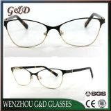 2018 het Nieuwe Optische Frame van het Oogglas van Eyewear van de Glazen van het Metaal Model