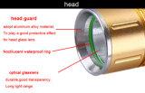 10W nachladbare LED Minifackel der hellen des Licht-18650 Batterie-