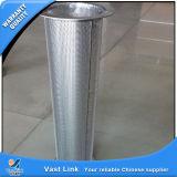 tubo perforato 201/316/304 dell'acciaio inossidabile