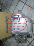 새로운 Komatsu 로더 530b-1 로더 기어 펌프 부속, 유압 기어 펌프 아시리아 705-11-34100 부품