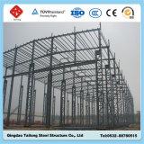 Venta de acero del edificio del taller del bajo costo de la construcción