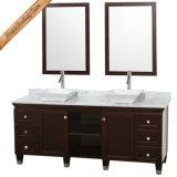 Fed-1550 Salle de bains de qualité supérieure de la vanité de transition du Cabinet de bain