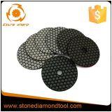 Pierre / Granite / Marbre / Béton Plaques de polissage à sec et souple