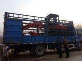 Excavadores hidráulicos de la nueva pequeña rueda de Baoding