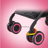 Прогулочная коляска младенца алюминиевого сплава с колесом ЕВА