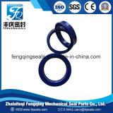 Joint mécanique hydraulique anneau de joint en caoutchouc vert d'unité centrale