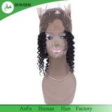 Fabricant Aofa cheveux frisés 360 dentelle Frontals desserrés