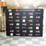 中国Fabric Exhibition現れDisplay Backdrop Wall