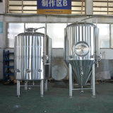 ビールのための白いビール農産物装置1200L Refrigeratory装置