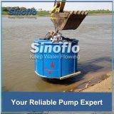 Плавая водяная помпа погружающийся для дренажа реки/озера