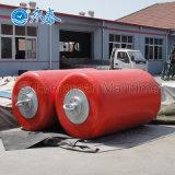 Espuma de EVA de poliuretano para-lama flutuante preenchido bóia marinhos sólido para ancoragem de barcos