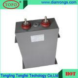 La capacitancia DC-Link película metalizada condensador Tipo de aceite
