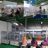 La ligne de production automatique de CWM - Ligne d'essai
