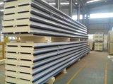 Los paneles de emparedado de la PU del precio del panel de piso del emparedado del aislamiento para los paneles de pared de la cámara fría