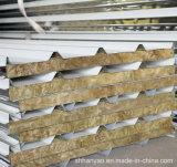 Панель сандвича утеса термоизоляции высокого качества пожаробезопасная
