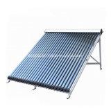 Échangeur de chaleur à haute efficacité Anti-Freezing évacué tube collecteur solaire