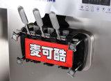 Kommerzielle weiche Eiscreme-u. gefrorener Joghurt-Maschinen-heißer Verkauf Tk-325 003