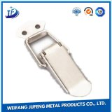 Laser-Ausschnitt-Befestigungsteil-Aluminiumblech-verzinkte stempelnde Stahlfaltenbildung