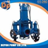 Pompa centrifuga resistente del mezzo sommergibile della ghiaia & di dragaggio