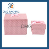 Caixa de embalagem do bracelete com inserção do descanso (CMG-PGB-020)