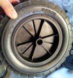 8 Polegada Semi-Hollow Rodinha do Compressor de Ar