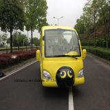 Automobile facente un giro turistico elettrica sveglia Rsg-118y di figura del fumetto