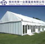 Mur en verre Grande tente de cadre en aluminium pour fête et exposition de mariage