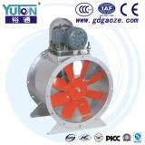 Ventilators van de Aandrijving van de Riem van Yuton de As Koel voor de Plaats van het Vermaak