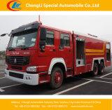 HOWO 6X4 16-20cbm Water Tank Fire Fighting Truck