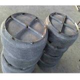 Gas-Flüssigkeitsmaschendraht-Demister/Demister-Auflage-/Tropfenabscheider