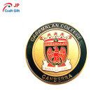 Moneda de prueba modificada para requisitos particulares del oro de la alta calidad