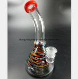 Farben-Glaswasser-Rohr 7.87 Zoll-Glasrauch-Rohr
