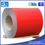Покрытие стального цвета Prepainted лист PPGI PPGL катушек зажигания