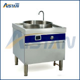 Tp350-001カウンタートップの平らなヘッド誘導炊事道具またはスープストーブ