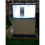 Señalización al aire libre montada en la pared LCD al aire libre de 55 Digitaces de la pulgada que hace publicidad de la máquina