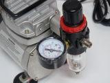 As19k het Elektrische Draagbare Luchtpenseel van de Hobby van de Compressor van de Lucht
