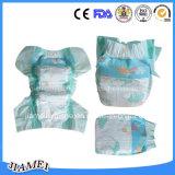 Les couches-culottes en gros remplaçables de bébé d'OEM fabrique en Fujian