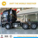Camion Euro4 del trattore di Sinotruk T7h 10wheeler 440HP