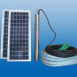 Solarpumpe der schrauben-2018 mit schwanzlosem Permanente Gleichstrom-Motor