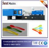 Kundenspezifischer einfacher und einfacher Plastiklöffel, der Maschine herstellt