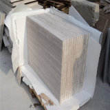 Lastre di marmo di legno di cristallo Polished usate per la pietra di ingegneria