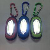 Luz de Modificate del coche de Keychain con la luz magnética del trabajo de la MAZORCA del gancho de leva LED