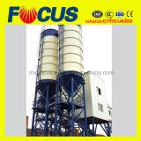60 cbm/H Central de la capacidad de procesamiento por lotes de hormigón de Readymix Planta con cinta transportadora