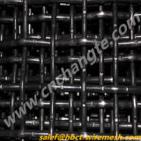 Обжатый провод сетка для фильтрации по железной руде