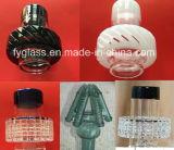 Le mélange en verre de prix de gros d'accessoires de Dia35-42mm colore la conduite d'eau en verre