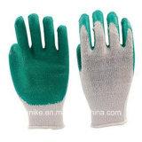 Хорошего качества с покрытием из латекса Kintted перчатки