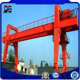 50トンの二重ビーム工場で使用される広く利用されたガントリークレーン