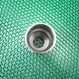 CNC personalizado fábrica da elevada precisão que faz à máquina a peça do aço inoxidável